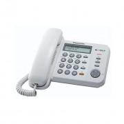 Panasonic Kx-Ts580ex1w Colore Bianco Telefono Con Filo