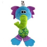 Baby Toys Mobile Elephant Infant Plush Bed Wind Chimes Rattles Bell Toy Stroller for Newborn