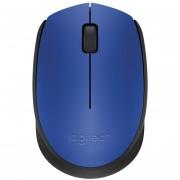 MOUSE LOGITECH M170 BLUE-K OP INA RECEPTOR USB PC/MAC/CHR (910-004800)