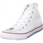 Converse All Star Kids Hi Optical White, Skor, Sneakers & Sportskor, Höga sneakers, Vit, Barn, 27