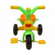 OH BABY Centre Spider Baby TricycleWITH CYCLE COLOR MULTI SE-TC-78