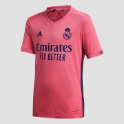 adidas Real madrid uitshirt 20/21 roze kinderen Kinderen - roze - Size: 176