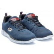 Skechers EQUALIZER- QUICK REACTION Casuals For Men(Navy)