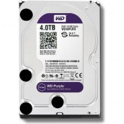 HDD WD Purple 4TB, 5400rpm, 64MB cache, SATA III