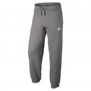 Pantalon en tissu Fleece coupe standard Nike Sportswear pour Homme - Gris
