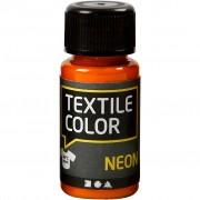Creativ Company Textile Color textilfärg, 50 ml, neonorange