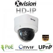 Full HD varifokálna IP kamera, PoE, 6m ŠPZ