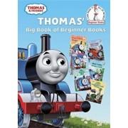 Thomas' Big Book of Beginner Books, Hardcover/Wilbert Vere Awdry