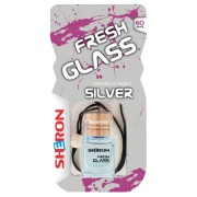 SHERON FAKUPAKOS ILLATOSÍTÓ FRESH GLASS SILVER 6 ML