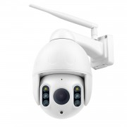 Camera supraveghere Dome K2, Zoom 16X, iOS/ Android, Inclinare/ Rotire 355˚, Night Vision 50m, IP66