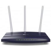 Router Wireless TP-LINK TL-WR1043N, Gigabit, 450 Mbps, 3 Antene Externe (Negru)