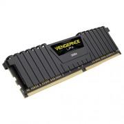 DDR4, KIT 8GB, 2x4GB, 2133MHz, CORSAIR Vengeance™ LPX, Black Heat spreader, 1.20V (CMK8GX4M2A2133C13)
