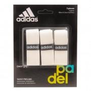Adidas Overgrip 3-pack vit