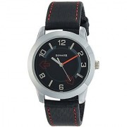 Sonata Yuva Analog Black Dial Mens Watch - NC7924SL04