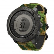 Suunto Traverse Alpha - GPS/GLONASS Outdoor Watch (SS023445000) - Woodland