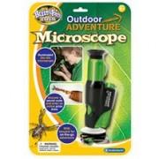 Aventuri In Aer Liber - Microscop Brainstorm Toys