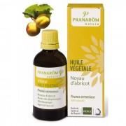 PRANARÔM pranarom huile vegetale noyau d'abricot bio 50ml