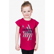 Tricou Naja pentru fetite roz 910