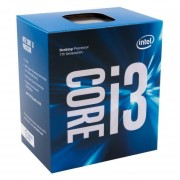 Microprocesador Intel Core I3 7100 3.90 Ghz-Gris
