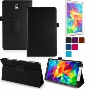 Samsung Galaxy Tab S 8.4 T700 T705 Folio Leather Case Cover 8 inch