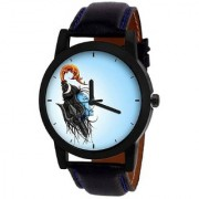 Mastani 16 Mahadev Sky Open Face Dial Wrist Watch
