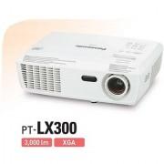 Panasonic PT-LX300 3000 lm XGA DLP Projector (White)