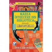 Marea intrecere din biblioteca domnului Lemoncello (vol.3)/Chris Grabenstein