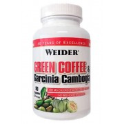 Weider Green Coffee & Garcinia Cambogia, 90 kps