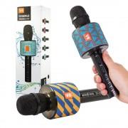 Microfon wireless profesional sistem Karaoke cu Bluetooth si boxe incorporate V8