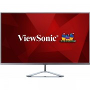 "Viewsonic VX Series VX3276-2K-MHD 32"" 4K Ultra HD IPS Black, Silver computer monitor"