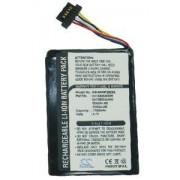 Mitac Mio Cyclo 505 bateria (1700 mAh, Preto)