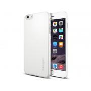 Etui Spigen Thin Fit Apple iPhone 6 Plus Shimmery White - Biały