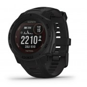 Garmin Montre GPS multisports GarminI Instinct Solar Tactical - Noir