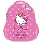Ghiozdan Clasa 0 Hello Kitty roz deschis Pigna