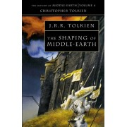 Shaping of Middle-earth, Paperback/Christopher Tolkien