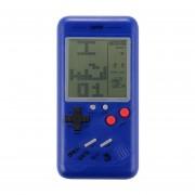 Rs-99 Tetris Clasico Retro Consola De Juegos Portatil, Pantalla De 3,5 Pulgadas, Construido En 36 Tipos De Juegos (azul)