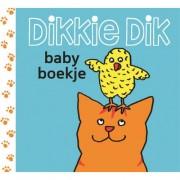 Dikkie Dik: Dikkie Dik Babyboekje - Jet Boeke