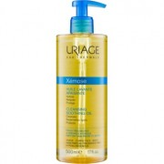 Uriage Xémose óleo de limpeza apaziguador para rosto e corpo 500 ml