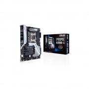 Motherboard Asus Intel LGA 2066 ATX with M.2 Heatsink, DDR4 4133MHz, Dual M.2, Intel VROC support, 8* SATA 6Gb/s, PRIME X299-A, 8 x DIMM, Max. 128GB,