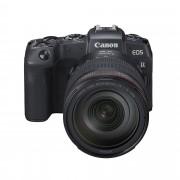 Canon EOS RP kamerahus + RF 24-105/4 L IS USM + EF till EOS R-adapter