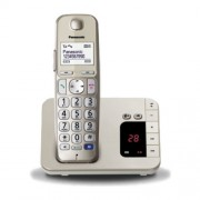 Panasonic Cordless Digitale Con Segreteria Telefonica - Design Progettato Per Un Utilizzo Facilitato