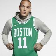 Maillot connecté Nike NBA Kyrie Irving Icon Edition Swingman (Boston Celtics) pour Homme - Vert