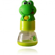 toys factory Baby's Feeding Bottle In Frog Desgine In many colours - 60 ml (Green Many colours)