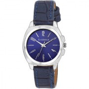 Laurels Blue Dial Opus II Women's Watch (Lo-Opus-0303W)