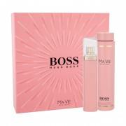 Hugo Boss Ma Vie Pour Femme - EDP 75 ml + loțiune de corp 200 ml