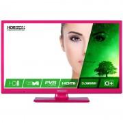 Televizor Horizon LED 24 HL7122H 61cm HD Ready Pink