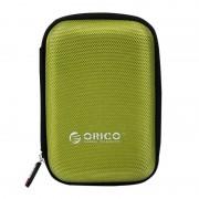 ORICO PHD-25 bescherm hoesje voor 2.5 inch SATA HDD harde schijf (groen)