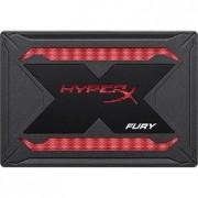 "Solid-state drive (SSD) HyperX FURY RGB, 480 GB, SATA III, 2.5"""