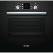Cuptor electric incorporabil Bosch HBN539S5, clasa energetica A, timer electronic, grill, 66 litri, comenzi electronice, display digital, curatare catalitica, negru