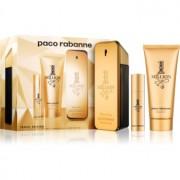 Paco Rabanne 1 Million coffret XIII. Eau de Toilette 100 ml + Eau de Toilette 10 ml + gel de duche 100 ml